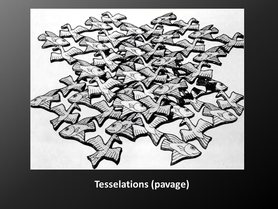 Tesselations (pavage)