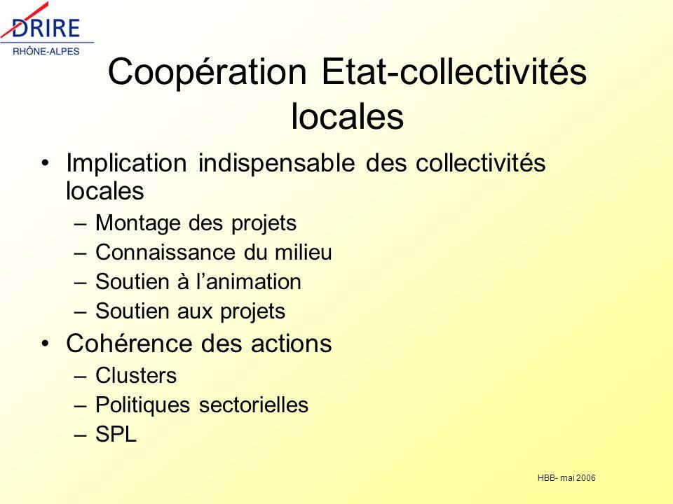 Coopération Etat-collectivités locales