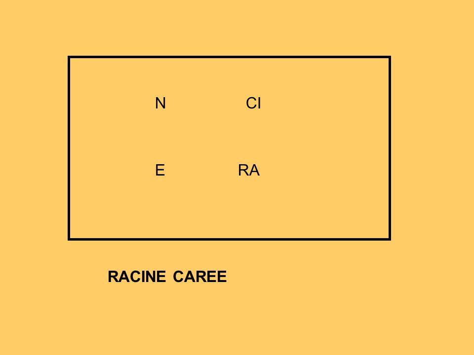 N CI E RA RACINE CAREE