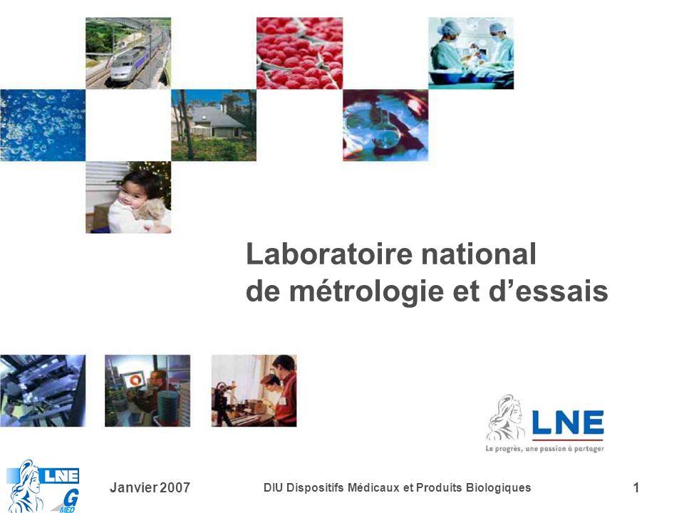 Laboratoire national de métrologie et d'essais