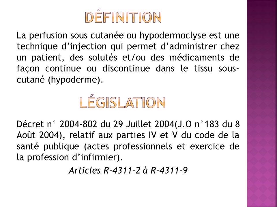 définition législation