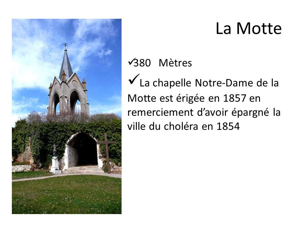 La Motte 380 Mètres.
