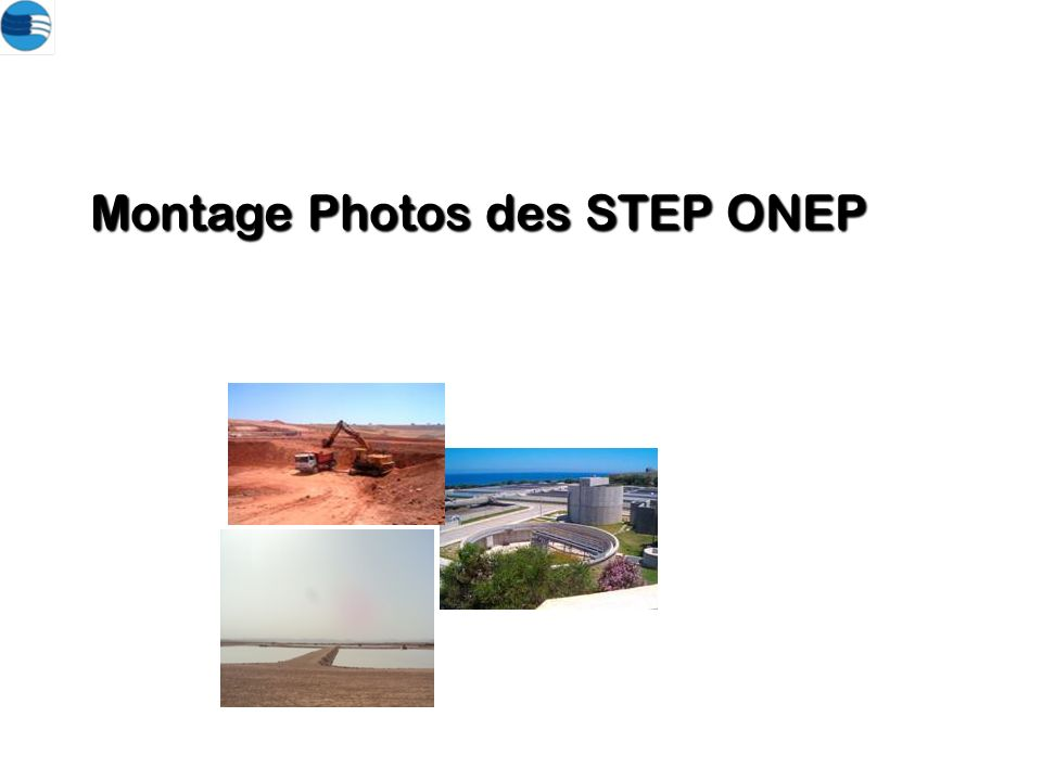 Montage Photos des STEP ONEP