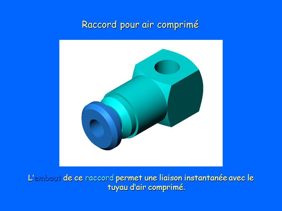 Raccord pour air comprimé