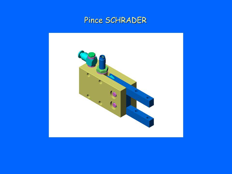 Pince SCHRADER