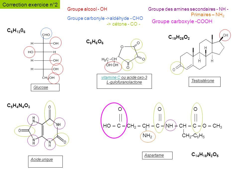 vitamine C ou acide oxo-3 L-gulofuranolactone