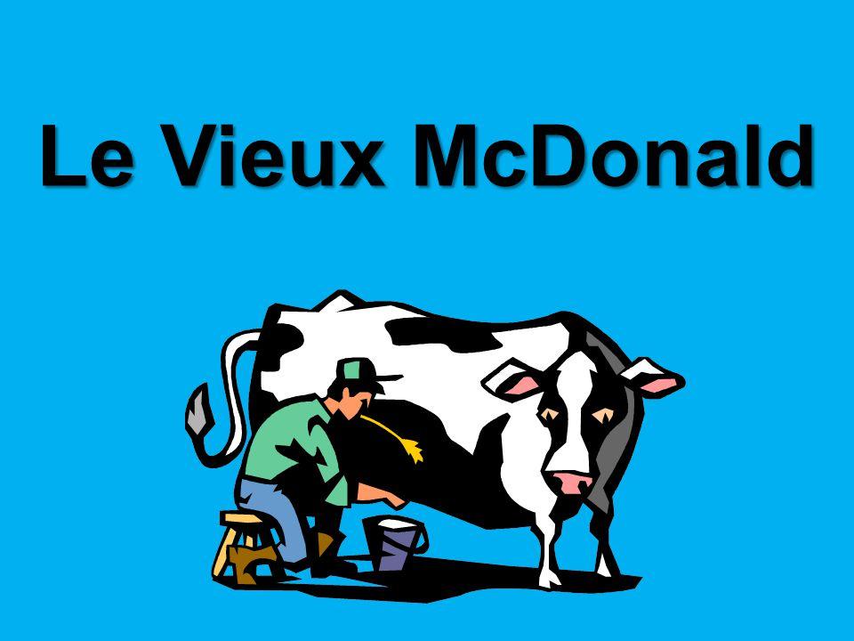 Le Vieux McDonald