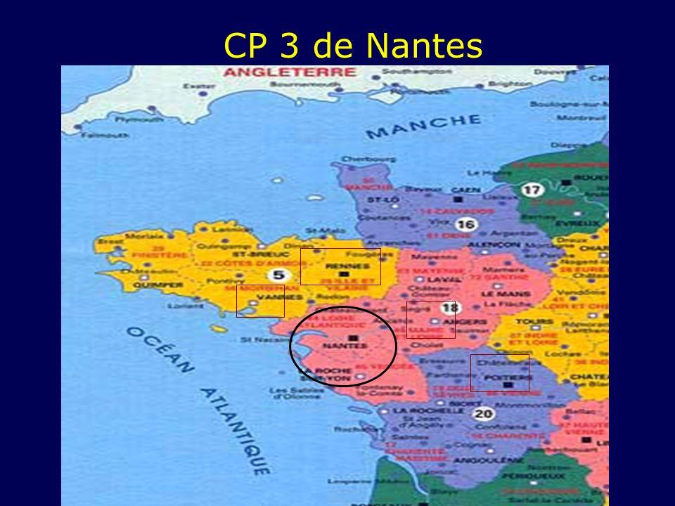 CP 3 de Nantes