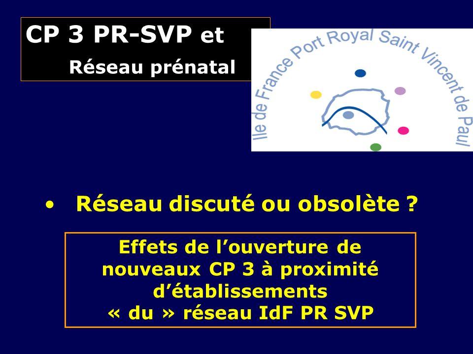 CP 3 PR-SVP et Réseau prénatal
