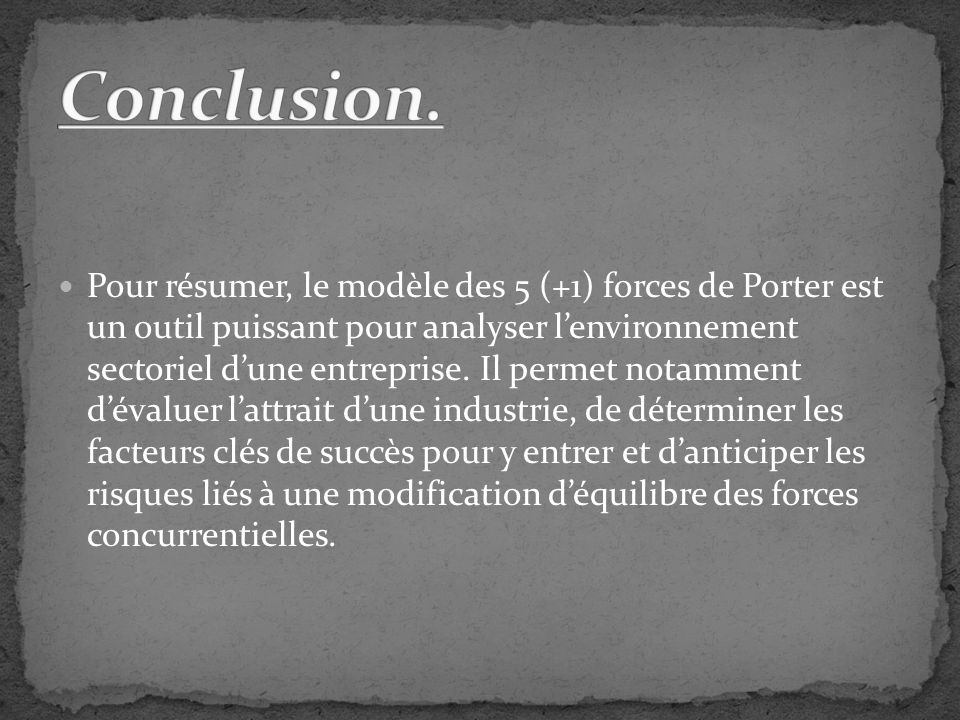 Conclusion.