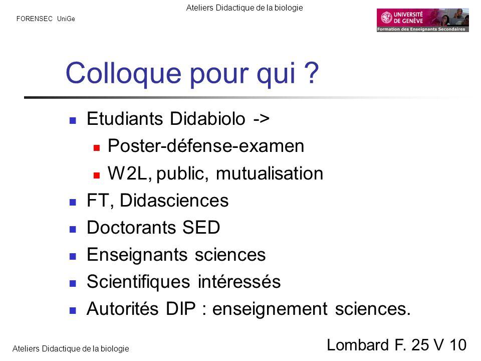 Colloque pour qui Etudiants Didabiolo -> Poster-défense-examen