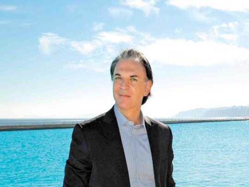 L initiateur de ce projet pharaonique s appelle Fernando Fischmann