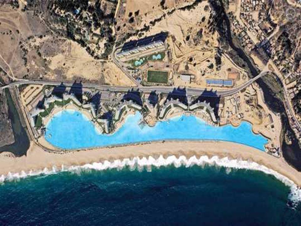 Débuté en 1997, l aventure de Crystal Lagoons Corporation aura duré presque 10 ans avant de se concrétiser sur le sol chilien.