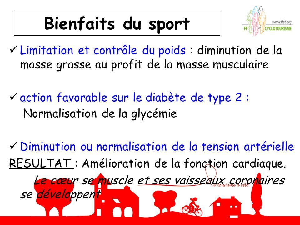 Bienfaits du sport Bienfaits du sport
