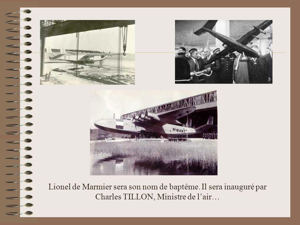 Lionel de Marmier sera son nom de baptême
