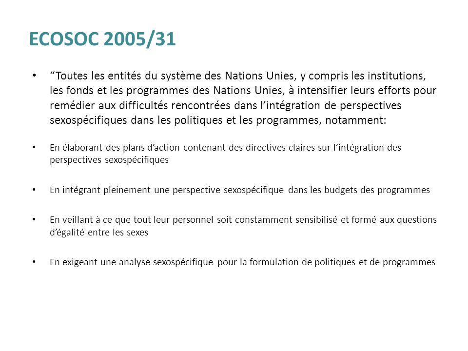 ECOSOC 2005/31
