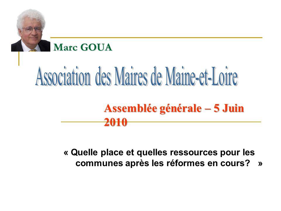 Association des Maires de Maine-et-Loire