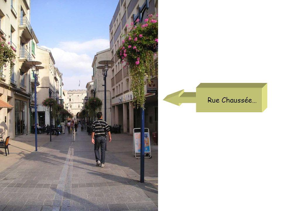Rue Chaussée…