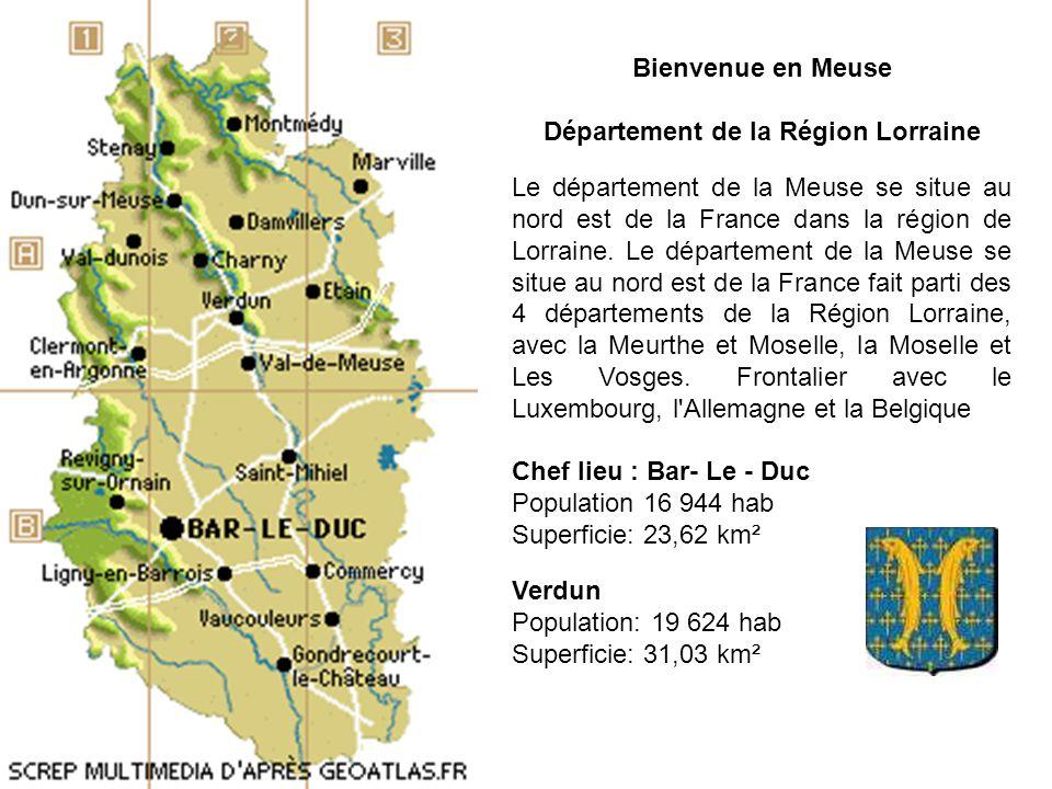 Département de la Région Lorraine