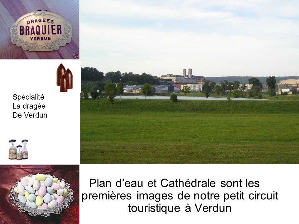Spécialité La dragée De Verdun.