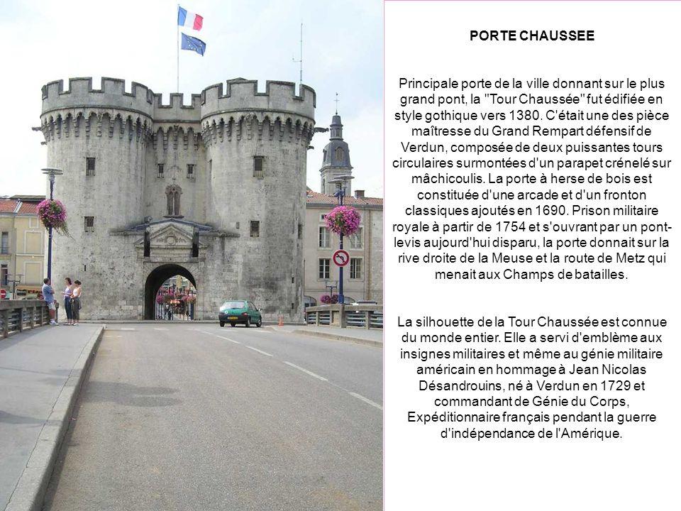 PORTE CHAUSSEE