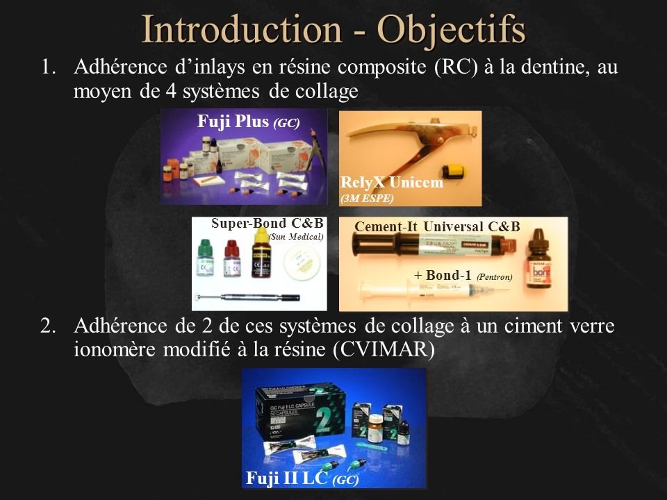 Introduction - Objectifs