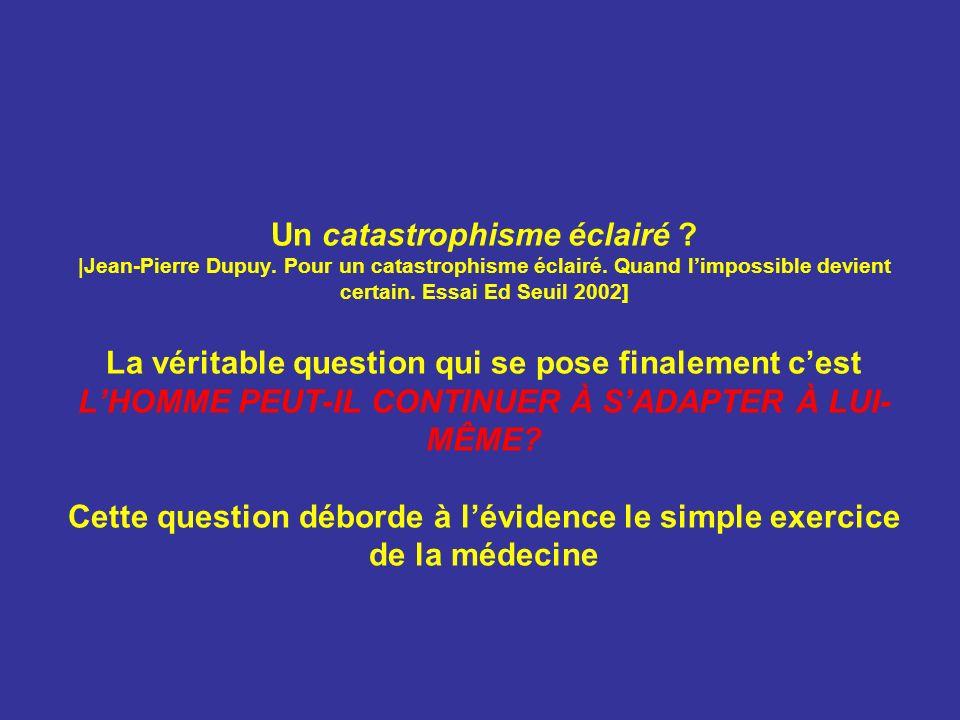 Un catastrophisme éclairé. |Jean-Pierre Dupuy