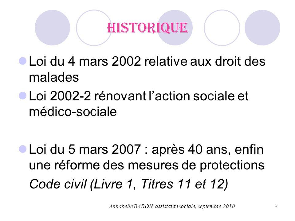 Historique Loi du 4 mars 2002 relative aux droit des malades