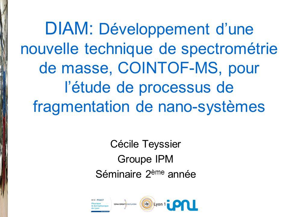 Cécile Teyssier Groupe IPM Séminaire 2ème année
