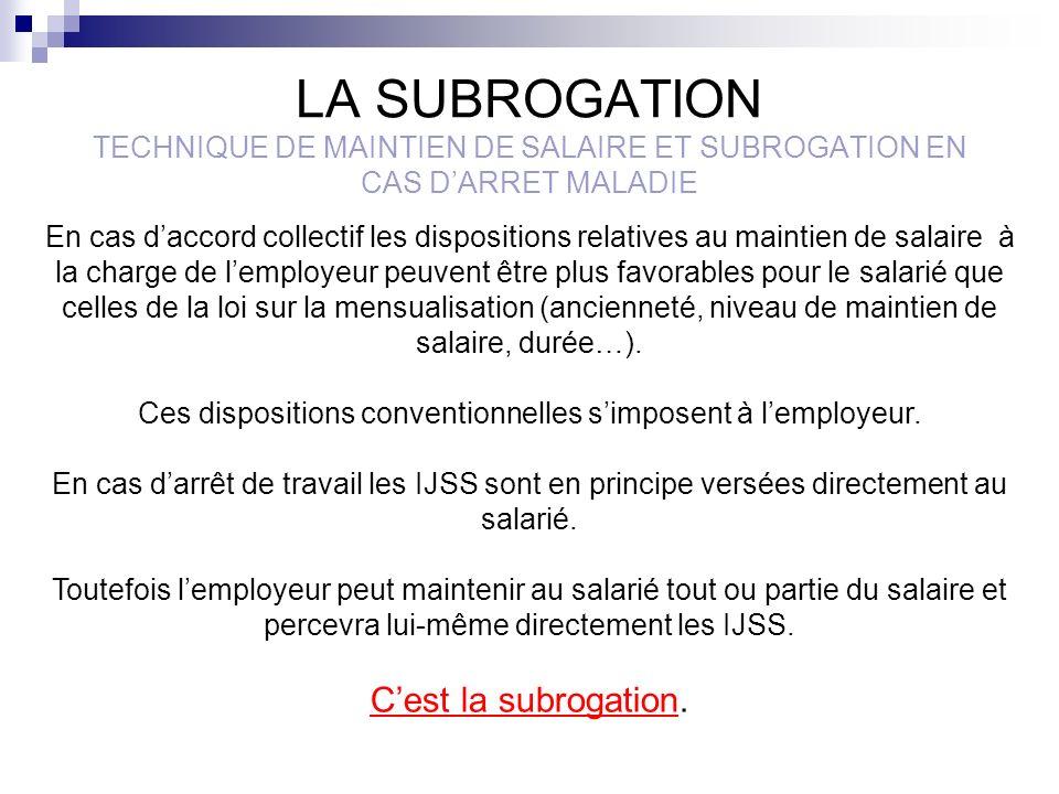 Ces dispositions conventionnelles s'imposent à l'employeur.