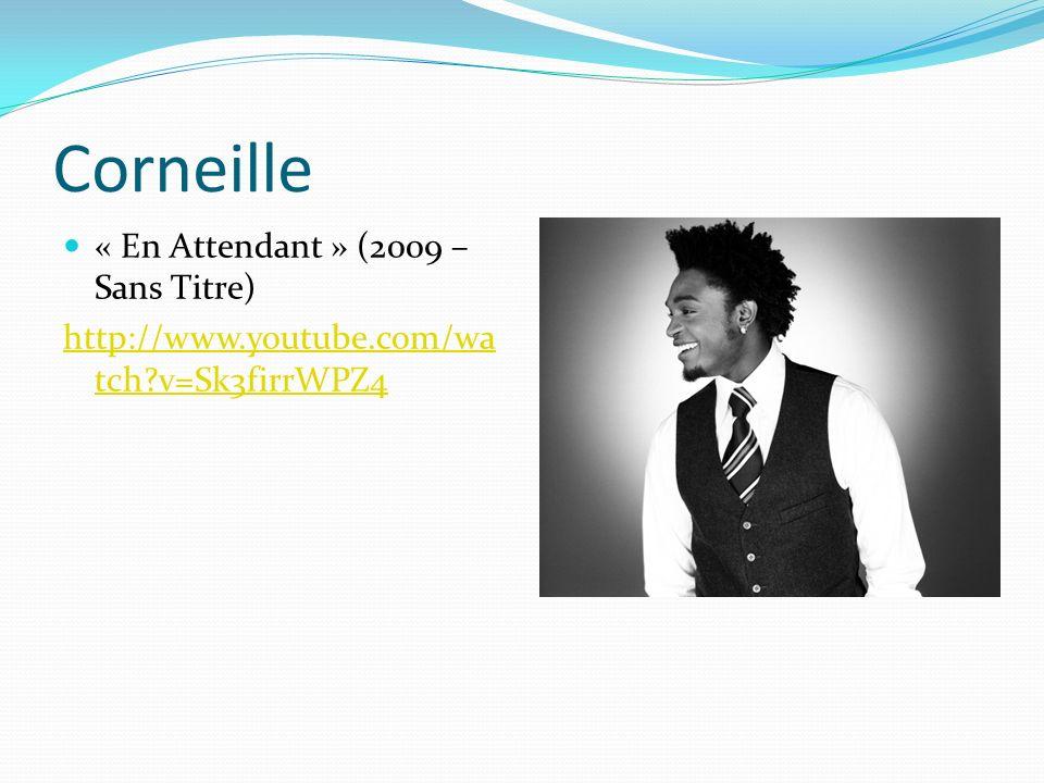 Corneille « En Attendant » (2009 – Sans Titre)