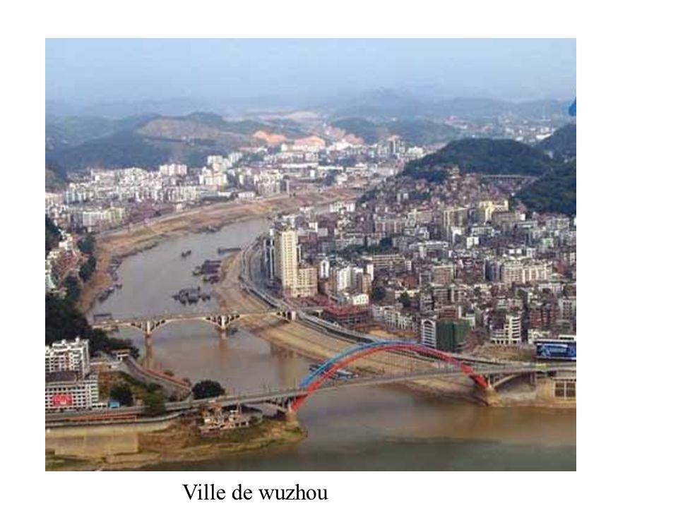 Ville de wuzhou