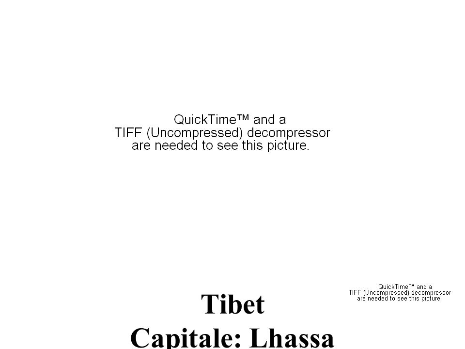 Tibet Capitale: Lhassa