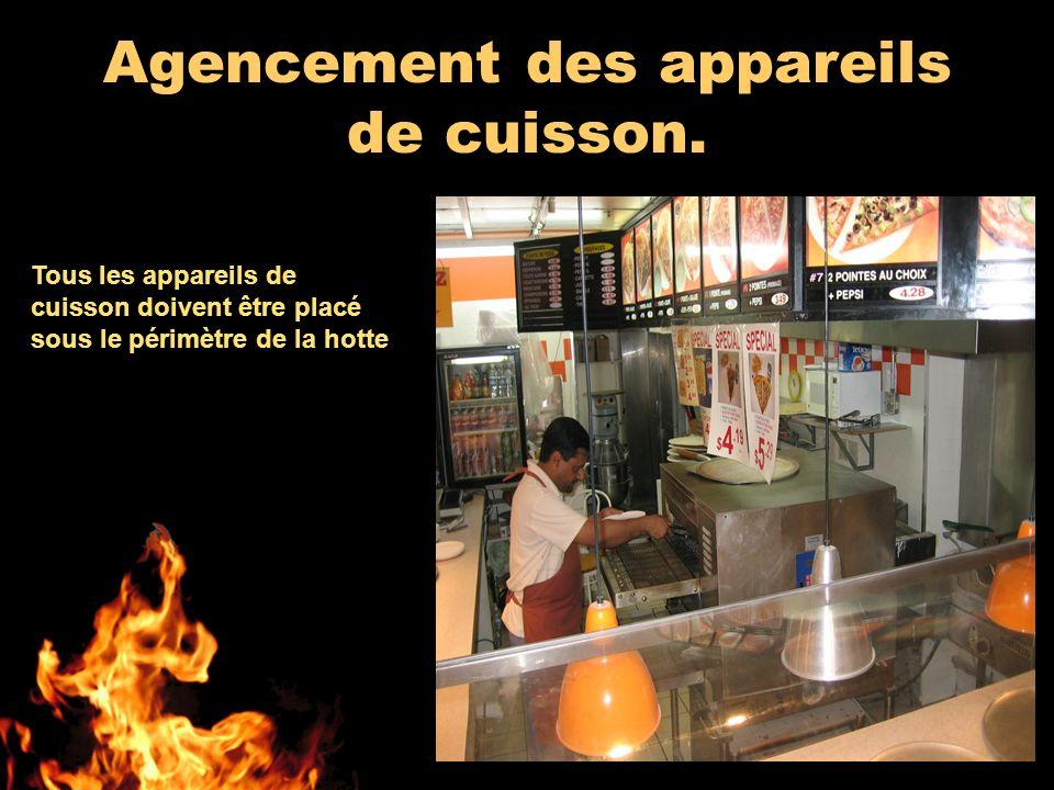 La protection des cuisines commerciales ppt video online for Appareil de cuisson conviviale