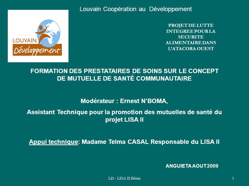 Louvain Coopération au Développement