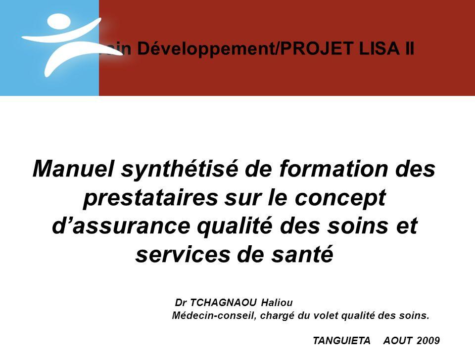 Louvain Développement/PROJET LISA II