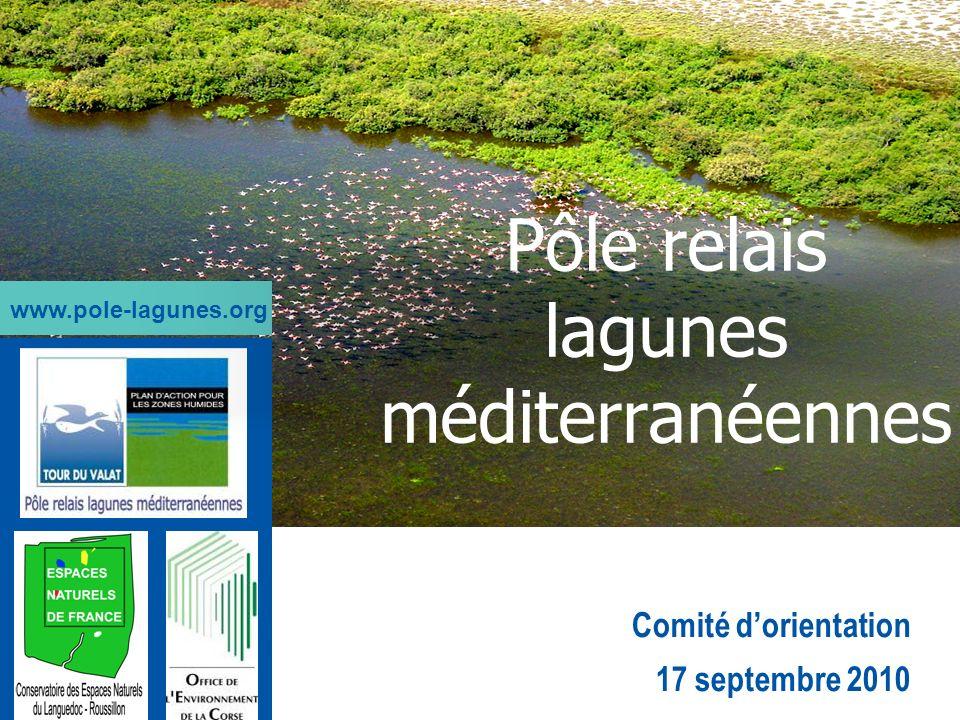 Pôle relais lagunes méditerranéennes