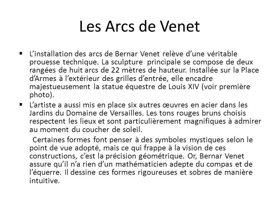 Les Arcs de Venet