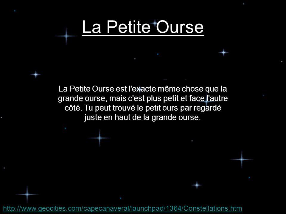 La Petite Ourse