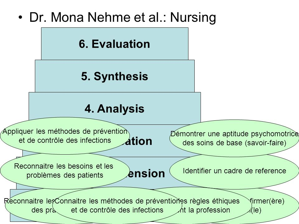 Dr. Mona Nehme et al.: Nursing