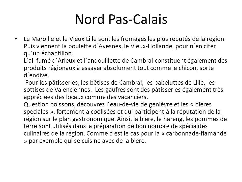 Nord Pas-Calais