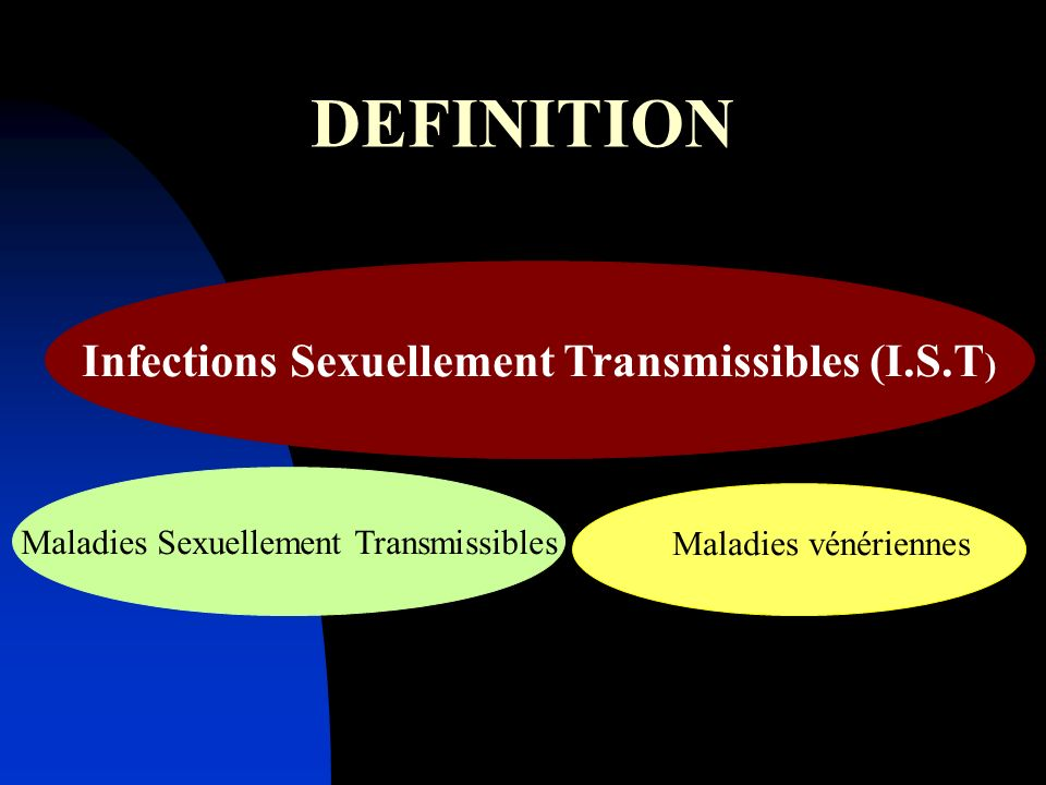 Infections Sexuellement Transmissibles (I.S.T)