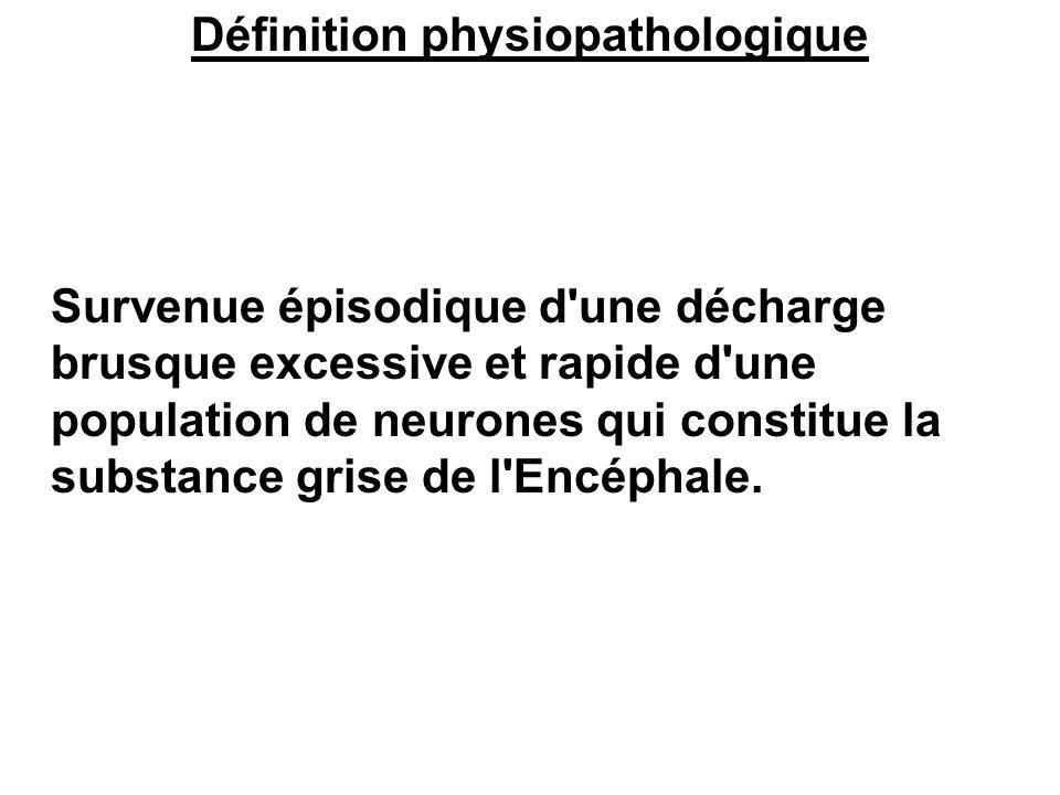 Définition physiopathologique