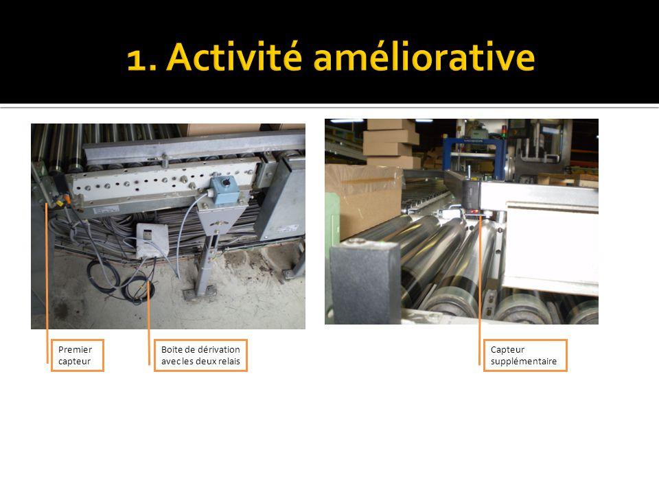 1. Activité améliorative