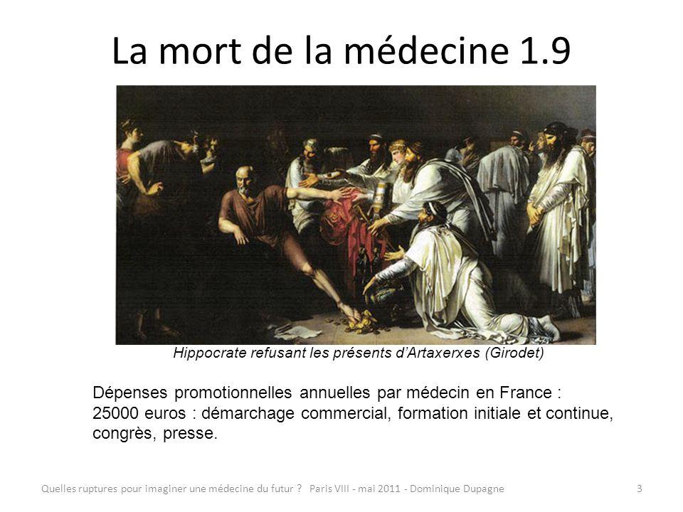 Hippocrate refusant les présents d'Artaxerxes (Girodet)