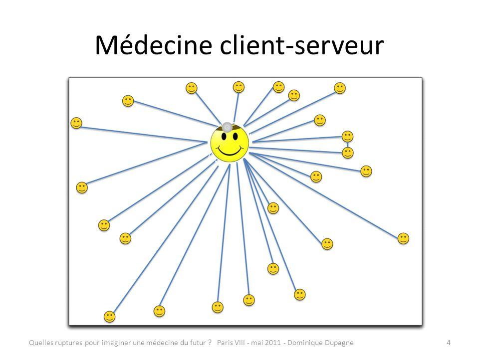 Médecine client-serveur