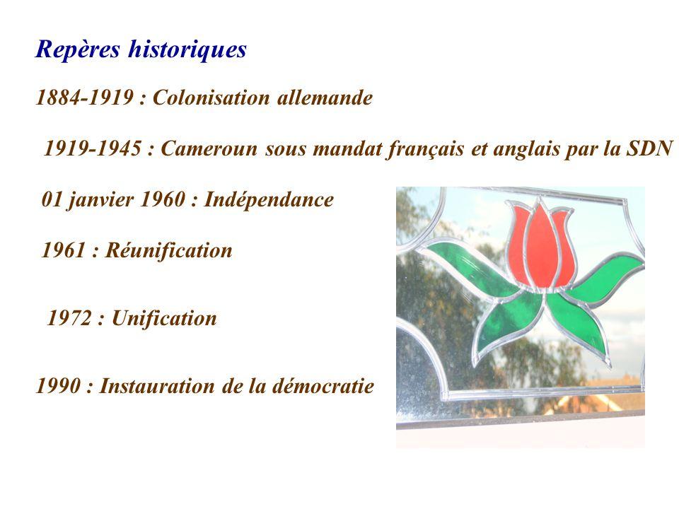 Repères historiques 1884-1919 : Colonisation allemande