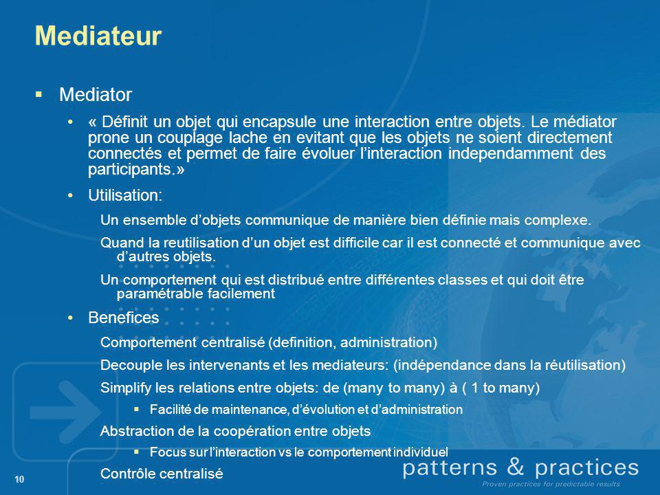 Comment devenir un bon architecte pisode 3 mes 3 patterns pr f r s frank - Systeme centralise definition ...