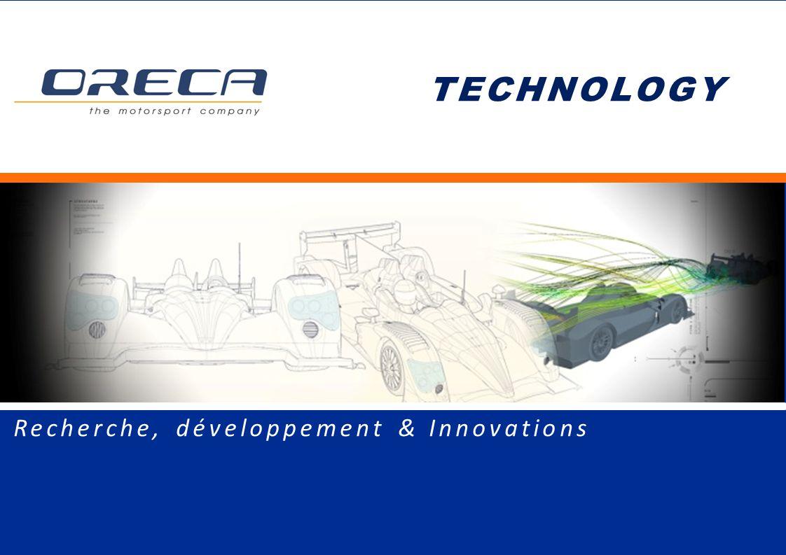 TECHNOLOGY Recherche, développement & Innovations
