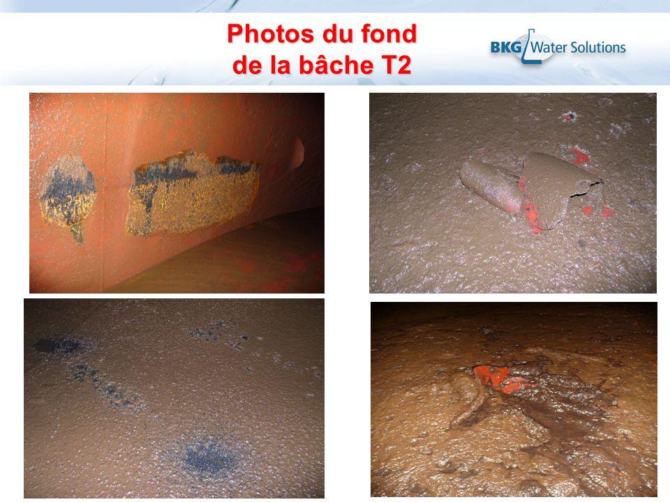 Photos du fond de la bâche T2